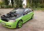 Opel Astra g coupe 2001